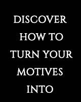 Motivation Mojo – New Course at Life Makeover Academy